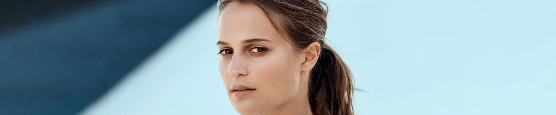 Image de l'article Le 3e Film : Alicia Vikander sera Lara Croft !