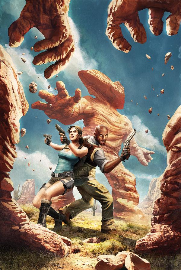 Lara Croft and the Frozen Omen (3) - Tomb Raider & Cie